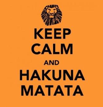47224b1f3 Dear Diary: Hakuna Matata   #Fearless
