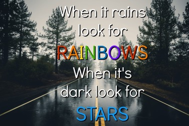 Rain Rainbows